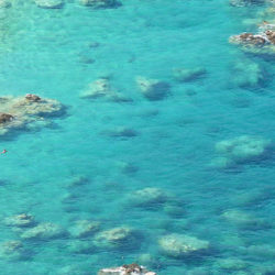 Crystal Clear Waters © Kostas Limitsios by Flickr