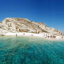 Aspronisi Isle © Kostas Limitsios by Flickr