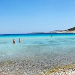 Platis Yialos beach © Kostas Limitsios by Flickr