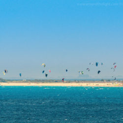 Kitesurf at Agios Ioannis beach © Alessandro Tortora by Flickr