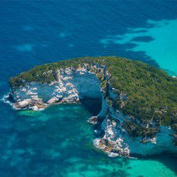 Aerial View of Paxos © Shutterstock
