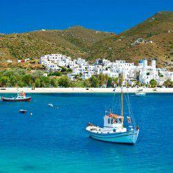 Agios Georgios Harbour © Shutterstock