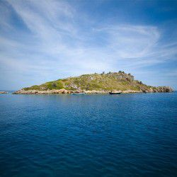 Agios Nikolaos Isle © Shutterstock