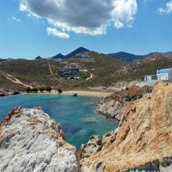Agios Sostis Beach © Kostas Limitsiosby Flickr
