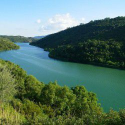 photo of aheloos river, Karpenisi, travel & discover mysterious Greece