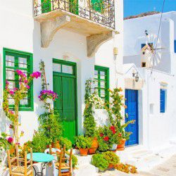 photo of amorgosdoor, Amorgos, travel & discover mysterious Greece