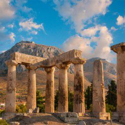 photo of ancient corinth history, History, travel & discover mysterious Greece