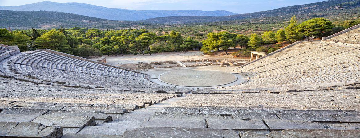 AncientTheatre_Epidaurus)shutterstock_136316699