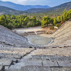 Ancient Theatre © Shutterstock