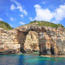 Antipaxos Caves © Shutterstock