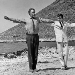 photo of antonyquinn zorbathegreek, Cinema, travel & discover mysterious Greece