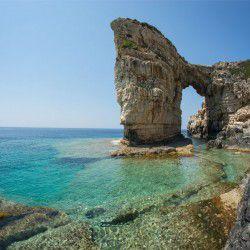 Tripiti Arch on Paxos © Shutterstock