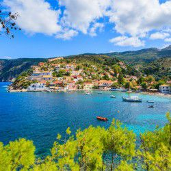 photo of assos, Kefalonia, travel & discover mysterious Greece