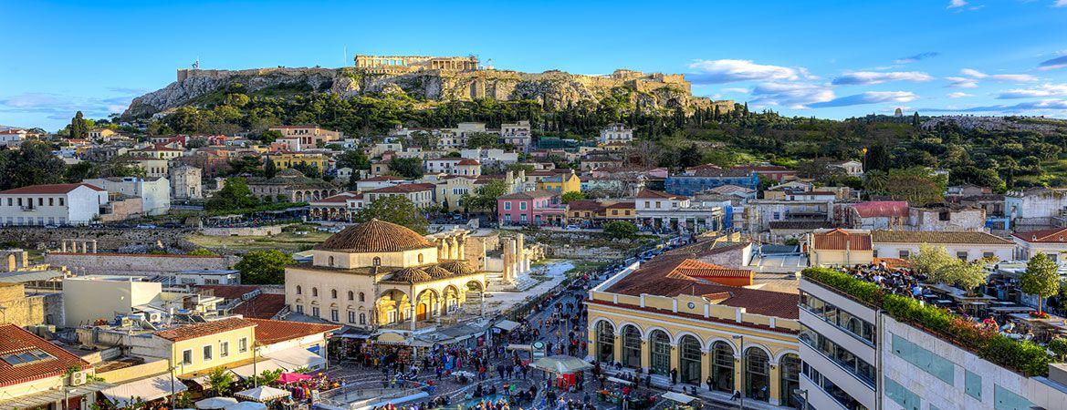 Athens_MonastirakiSquare_shutterstock_188628197