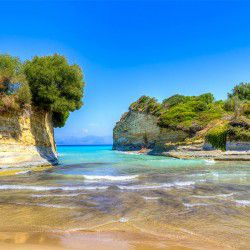 photo of canaldamour, Corfu, travel & discover mysterious Greece