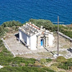 Chapel of Agios Georgios © Hisae by lasilasdelmundo.blogspot.com