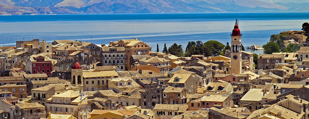 photo of corfu, Ionian, travel & discover mysterious Greece