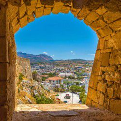 View from Rethymno Castle © Shutterstock