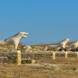 photo of delos delos, Delos, travel & discover mysterious Greece