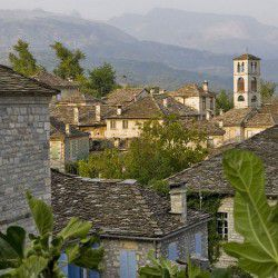 photo of dilofo village, Ioannina, travel & discover mysterious Greece