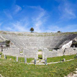 photo of dodonitheatre, Ioannina, travel & discover mysterious Greece