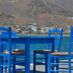 Tables and Chairs © Dimitris Kosmidis