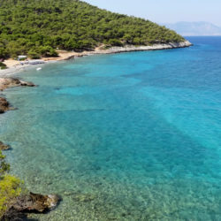 Dragonera beach © Agistrigreece.com