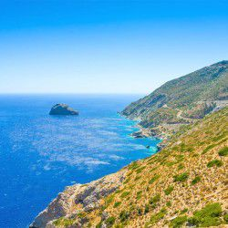 photo of endlessblue, Amorgos, travel & discover mysterious Greece