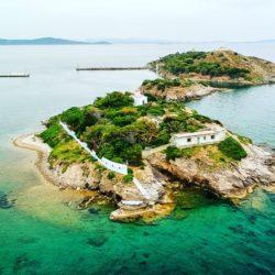 Pateroniso Isle © Giannis Kyriakodis by skaikairos.gr