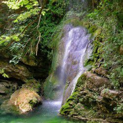 Fonissa Waterfall © ysteriousgreece.com