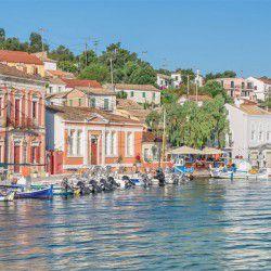 Gaios Village © Shutterstock