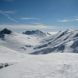 Gerontovrahos Peak