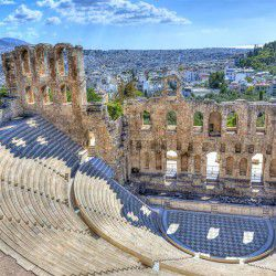 Herodus Atticus Theatre © Shutterstock