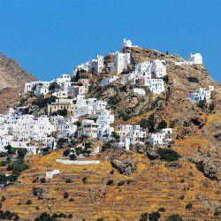 photo of hora, Serifos, travel & discover mysterious Greece