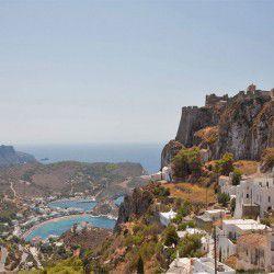 photo of hora view tokapsali, Kythera, travel & discover mysterious Greece