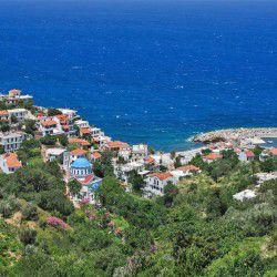 Karavostamo Village © island-ikaria.com