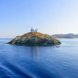 Kea Lighthouse © Shutterstock