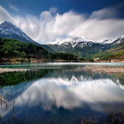 photo of lake ofdoxa, Kalavryta, travel & discover mysterious Greece