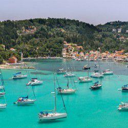 Lakka Bay © Shutterstock