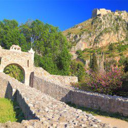 photo of l and gate, Nafplio, travel & discover mysterious Greece