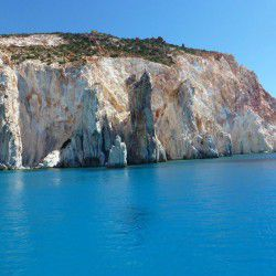 photo of l and scape, Polyaigos, travel & discover mysterious Greece