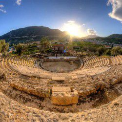 Little Theatre of Epidaurus © Pentaxforums.com
