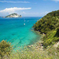 Marathonisi Isle © Shutterstock
