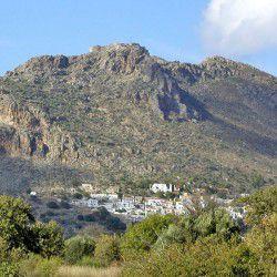 photo of megalohorio, Tilos, travel & discover mysterious Greece