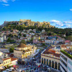 Monastiraki Square © Shutterstock