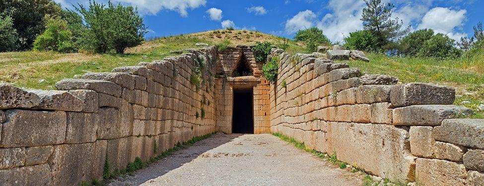 photo of mycenae, Mycenae, travel & discover mysterious Greece