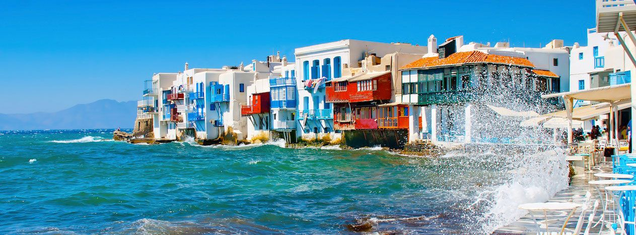 photo of mykonos, Cyclades, travel & discover mysterious Greece
