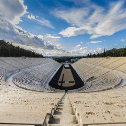 Panathenaic Stadium National Gardens t © Shutterstock