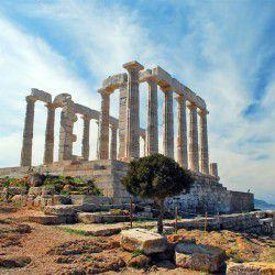 Poseidon Temple © Shutterstock