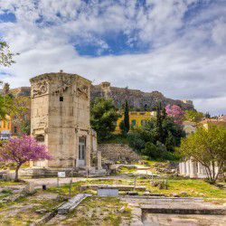 Roman Agora © Shutterstock